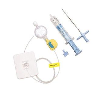 Набор для эпидуральной анестезии Минипак с фиксатором