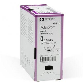 Шовный материл Polysorb (Полисорб)