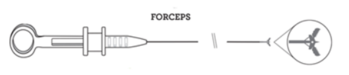 Щипцы для биопсии Radial Jaw 4 стандартного объема