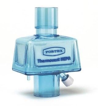 Бактериально-термовирусный фильтр Термовент Нера с портом для газоанализа 100/585/000