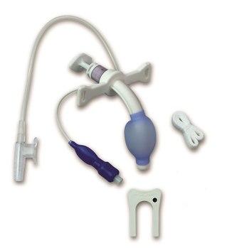 Трахеостомическая трубка Bivona с манжетой Aire-cuf и голосовым клапаном