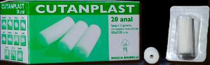Гемостатические губки Cutanplast Anal