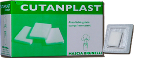Гемостатические губки Cutanplast