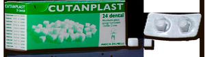 Гемостатические губки Cutanplast Dental