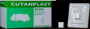 Гемостатические губки Cutanplast Dial