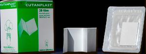 Гемостатические губки Cutanplast Film