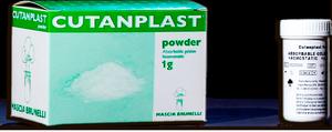 Гемостатические губки Cutanplast Powder