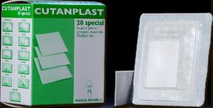 Гемостатические губки Cutanplast Special