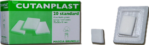 Гемостатические губки Cutanplast Standard